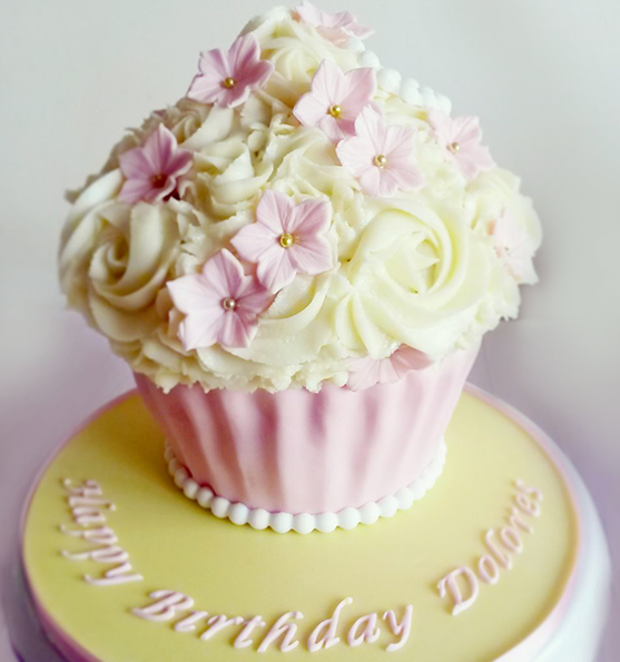 Please Contact Us With Your Ideas And Let Create Something Special For You Giant Cupcake One Year Old Smash Cake Price